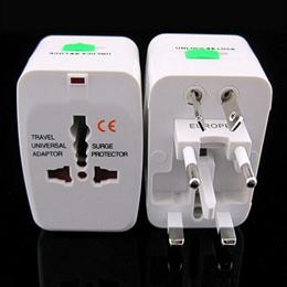 Universal Travel Adapter Standard AC Power Adapter AU/ UK/ US/ EU Plug Universal Power Plug