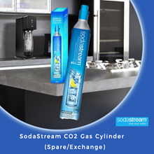 【Sodastream】CO2 Gas Cylinder (Spare/Exchange) 60L