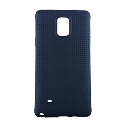 COUPON; Protective TPU Back Case for Samsung Galaxy Note 4 - Black