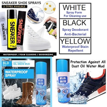 Sneaker Waterproof Spray(300ml) Excellent Shoe Protect Water Stain Repellent Bag / Jacket / Hat