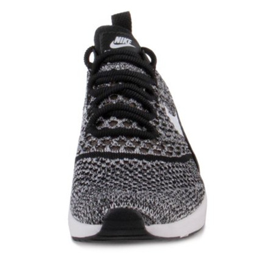 1b9f9a8ba51 Qoo10 - Womens Nike Air Max Thea Ultra Flyknit Black White 881175 ...