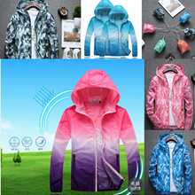 RESTOCK!SG Seller S-XXXXL Lightweight UV Jacket/Hoodie/Poncho/Outerwear Mildly Waterproof Raincoat