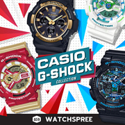 *CASIO GENUINE* CASIO G-SHOCK COLLECTION! Free Reg. Shipping and 1 Year Warranty!!
