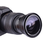 52MM 0.45X Wide Angle Lens + Macro + Lens Bag for Nikon D7000 D7100 D5200 D5100 D5000 D3200 D3100 D3