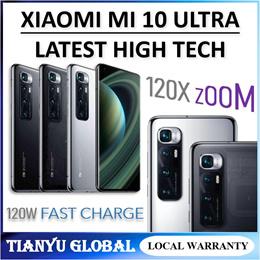 Xiaomi Mi 10 Ultra | 120X ZOOM | Super Fast Charge 120W | Mi10 Ultra Xiaomi 10 Extreme 2020 Lastest