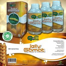 QnC Jelly Gamat Asli 100% ORIGINAL Teripang Emas