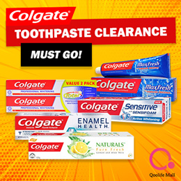 [Colgate] CLEARANCE SALE!!! COLGATE TOOTHPASTE Priced to Clear!!!