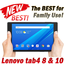 ★GENUINE LENOVO!★NEW LENOVO Tab4 8 /10 Tablet-16GB Quad Core WiFi / Mircro SD Slot 128G / 20hrs Life