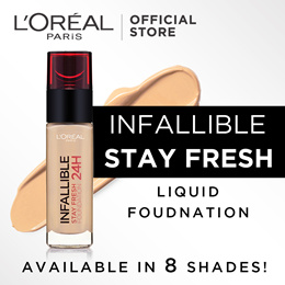 Infallible 24H Liquid Foundation