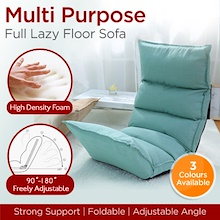 【Big Size】Multi-Purpose Full Lazy Floor Sofa Chair / Foldable Sofa / Floor Cushion