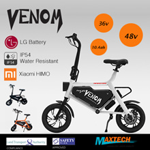★ Latest Korean New Arrival★100% Authentic Venom Plus  Electric Scooter E-Scooter