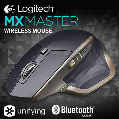 7f920f54929 Qoo10 - [Logitech]MX Master Wireless Mouse Mice Premium model Flagship  MX2000/... : Computer / Games