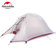 Naturehike Nature hike 1 lightweight camping tent NH15T001-T / Easy installation / Waterproof / Waterproof / Outdoor / Camping / Hiking / Mountaineering / Excursion / Travel / Backpacking