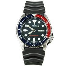 Seiko Automatic 200m Diver s Men Watch SKX009K Rubber