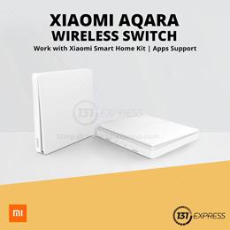 [Ready Stock] Xiaomi Aqara Smart Wall Switch | Wireless Switch