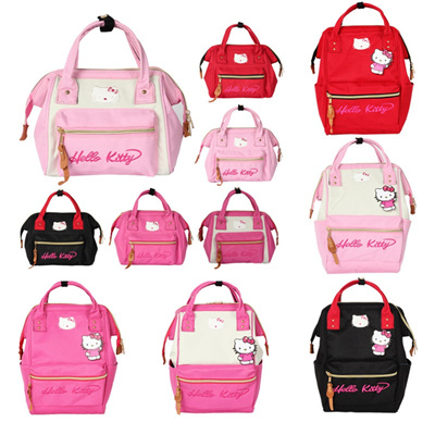 Qoo10 - ‐2 FREE SHIPPING/ HELLO KITTY BACKPACK  Lowest Price ... e72d3e7cac822