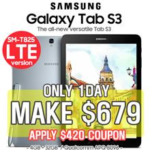 [MAKE $679 for LTE] Samsung Galaxy Tab S3 9.7 LTE 32GB / SM-T825 32GB / GPS / 4GB