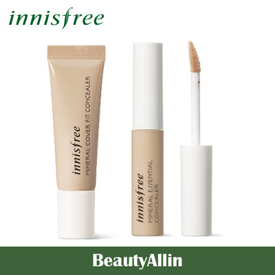 dba02184ab0 COUPON  Innisfree Innisfree - Mineral Cover Fit Concealer 3 Color    Essential Concealer 3 Color   Korean