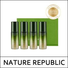 [NATUREREPUBLIC] Ginseng Royal Silk Ampoule 17ml x 4ea