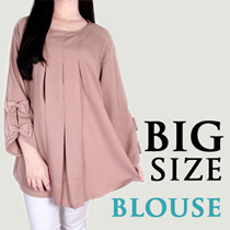 [24/05] New Collection - Women Blouse Big Size - Plus Size - Best Seller - Baju wanita - kemeja wan