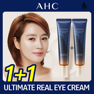 AHC Ultimate Real Eye Cream For Face 1 1 Rating 0