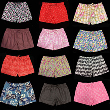 Women Pyjamas shorts/Ladies boxers /Women Homeshorts (size XS/S/ M) 100% cotton fabric