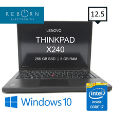 [Refurb] Lenovo Thinkpad X240 Ultra/ Intel I5 4th GEN/ 4GB RAM/ 160 SSD/ Win10 Pro/ 30days Warranty