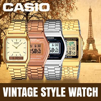 42a6770d621 CASIO Classic Watches Stainless Gold Steel Metal Digital Vintage Fashion  Watch LA670WA A178WA