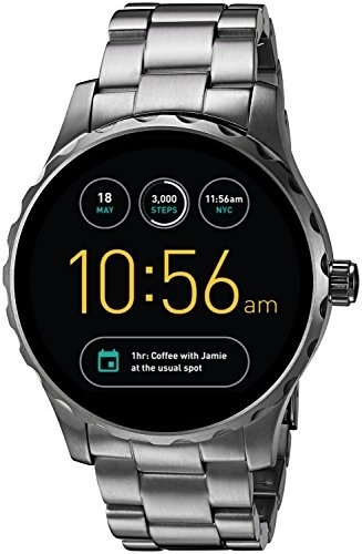 80b6a0f0e15ade ○Direct from japan○FREE EMS○ Fossil Q Marshal Smartwatch FTW2108-FTW2108 ○