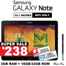 Samsung Galaxy Note 10.1 / 2014 Edition / Snapdragon 800 / 3GB RAM / 16GB 32GB ROM / With Pen