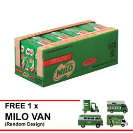 NESTLE MILO Activ-go UHT 24x200ml Buy 1 Carton FREE 1 Milo Van