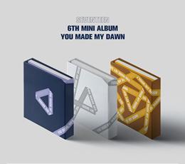 [ SEVENTEEN ] YOU MADE MY DAWN (6TH MINI ALBUM) 1/22 release