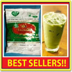 BUY 5 FREE GIFT ~~ 1PCS TOP POPULAR!! GREEN TEA THAI (200G)