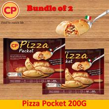 [CP] Bundle of 2! Pizza Pocket 200G. Approx. 8pcs. (Frozen)