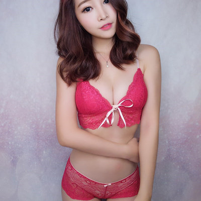 35fb0cd81 MINGMO 2018 China Hot Sexy Lingerie Wholesale Front Closure Bra Set Wire  Free Transparent Small Girl