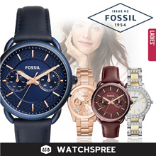 *FOSSIL GENUINE* Fossil Leather and Stainless Steel Watches for Ladies! Free Shipping!