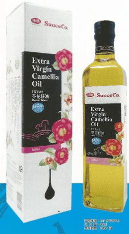 SC-Extra Virgin Camellia Oil 500ml x 1 bottle