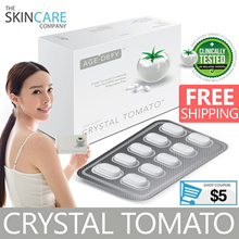 [Crystal Tomato] ❤ 100% Authentic ❤ Age-Defy Supplements ❤ Free Delivery