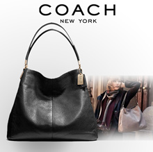 COACH Phoebe Shoulder Bag/26224/24621/Official Genuine Products Shipped from USA