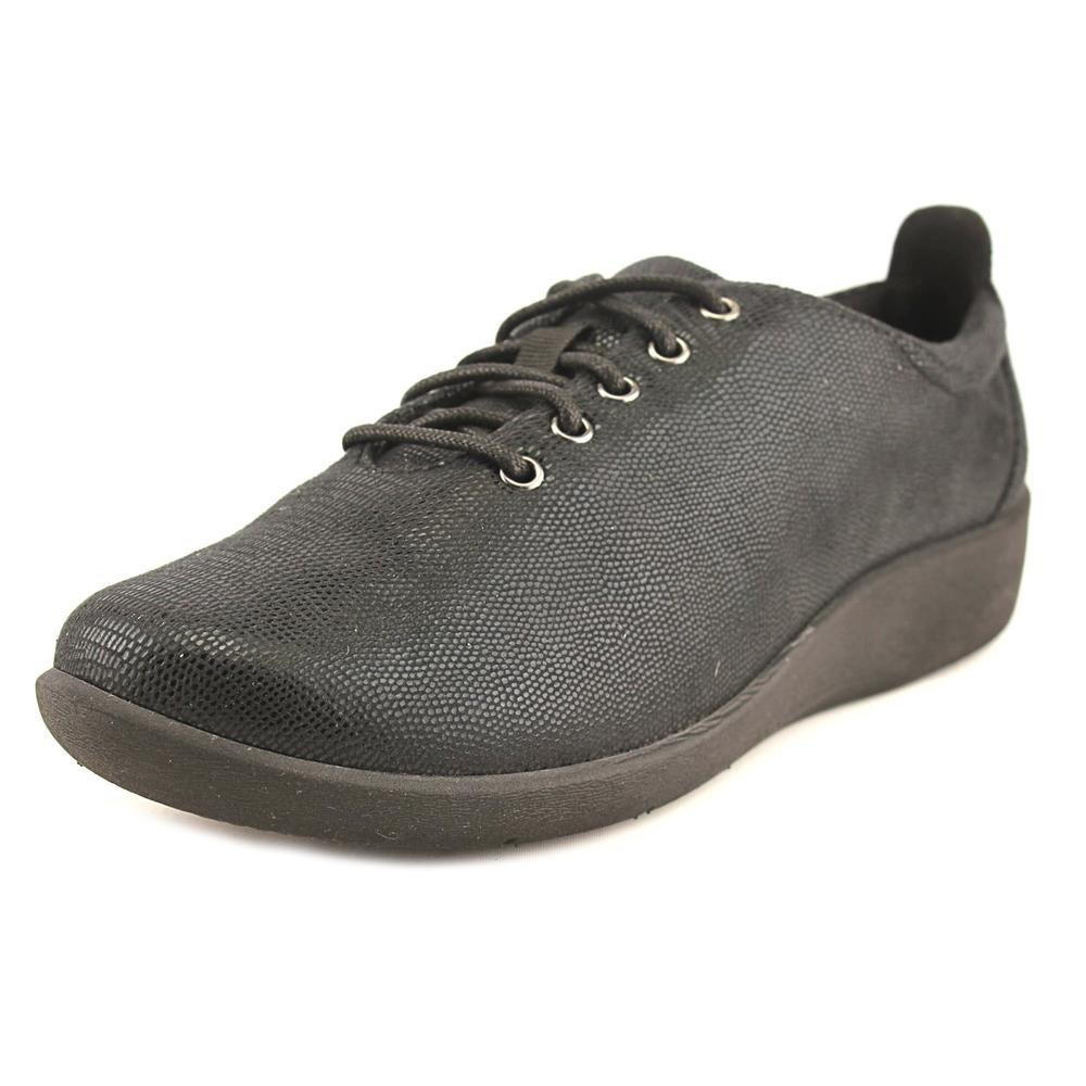 038f11b0131d4 fit to viewer. prev next. CLARKS Clarks Womens CloudSteppers Sillian Tino  Lace-Up Shoe
