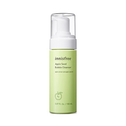 [innissfree] Apple Seed Bubble Cleanser - 150ml
