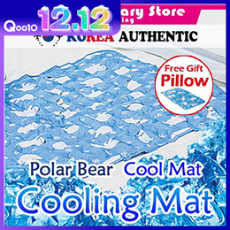 ◆ Korea Authentic ◆ Cooling Mat / Made in Korea / SG Local Fast delivery/cooler mat/cool mat/
