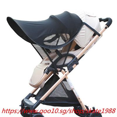 6137fe624 Sun Visor Carriage Sun Shade Canopy Cover for Baby Prams Stroller Buggy  Pushchair Cap Hood AN88 BAC7