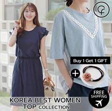 [25-29 Free Gift🎁] Today Only 9.9$! CLICKnFUNNY🌿 KOREA BEST Women TOP Collection Daily Look
