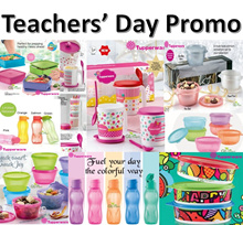 Great Tupperware Sale for Teachers Day Gift Childrens Day Gifts Door Gift Party Gift