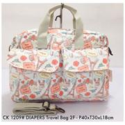 Tas Wanita Import Cath Kidston Diapers Travel Bag 2F 1209 - 5