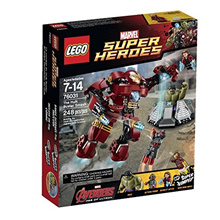 (LEGO) LEGO® Super Heroes The Hulk Buster Smash 76031-76031 (2015-01-01)