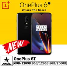 Oneplus 6T 6.41 Inch 4G LTE Snapdragon 845 6GB 128GB 16.0MP+20.0MP Dual Rear Cameras