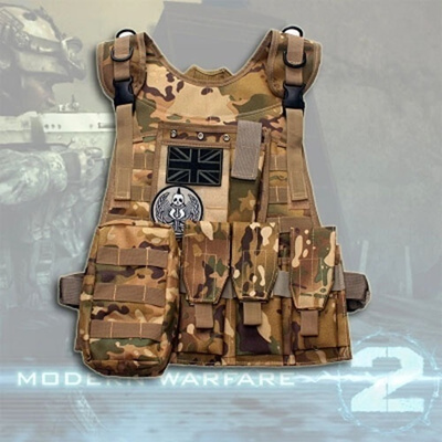 Qoo10 call of duty ghost protective combat jump plate carrier jpc call of duty ghost protective combat jump plate carrier jpc jungle digital molle vest color fandeluxe Image collections