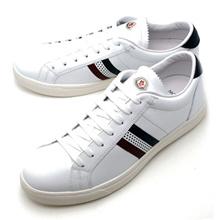 Moncler MONCLER 【LA MONACO】 Men's sneakers WHITE (White) 1017400 07891 002